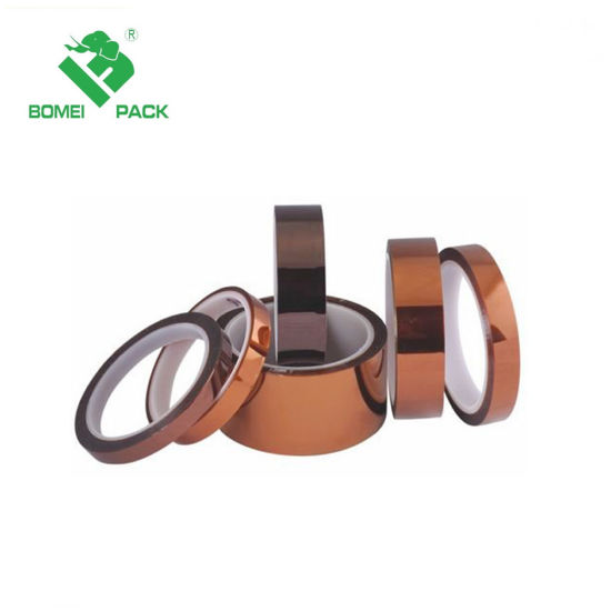 Polyimide Tape with Silicone Adhesive for PCB pictures & photos