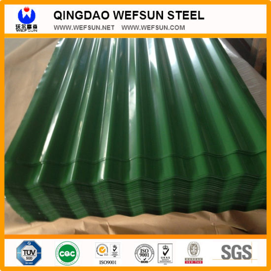 Corrugated Steel Plate pictures & photos