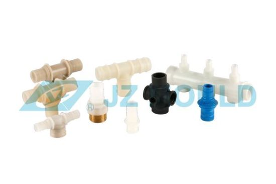 Plastic Irrigated Pipe Fitting Injection Mould