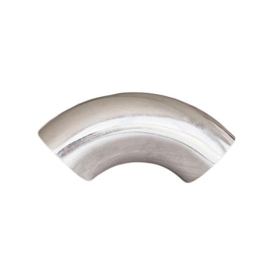 304 316L 90 Deg Elbow Food Grade Stainless Steel Pipe Sanitary Fitting
