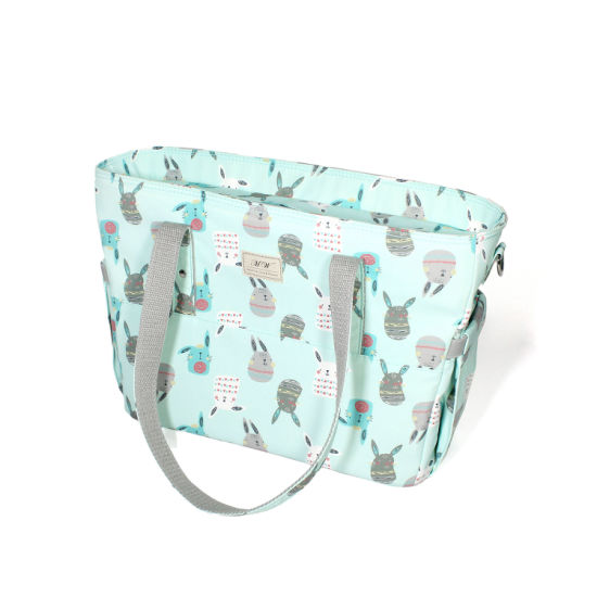 Wholesale Large Capacity Durable Portable Nylon Casual Zip Crossbody Shoulder Bag