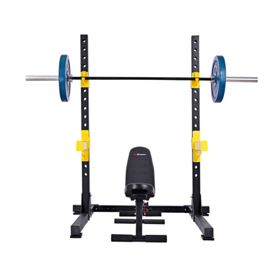 China Sale Home Gym Exercise Equipment Body Building Squat Rack Equipment China Rack Squat And Squat Rack Equipment Price