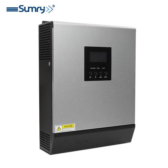 1kVA 800W 3kVA 2400W 5kVA 4000W Transformerless Solar Smart Inverter with PWM/MPPT Controller