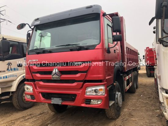 Good Condition Tipping Truck Excellent Condition Tipper Truck Low Price 2015 Model/2016 Model 371HP 10 Wheeler 35 Ton Used Dump Truck