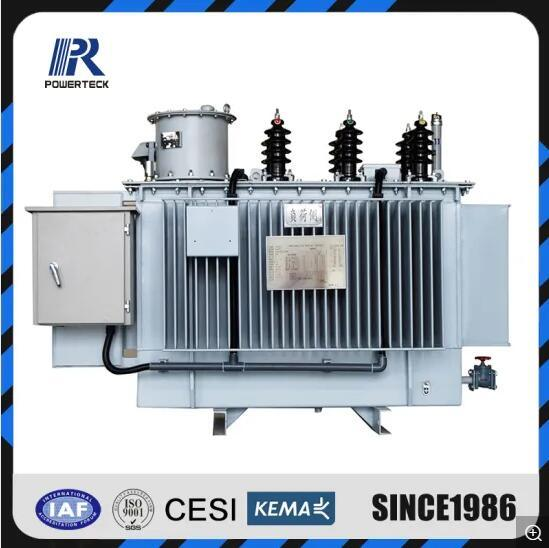 Three-Phase 33kv Oil Immersed Pole Mounted Voltage Regulator