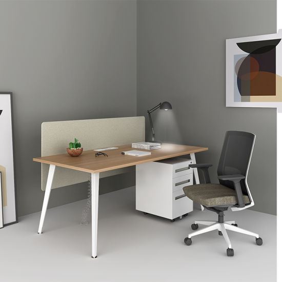China New Modern Small Office Furniture Latest Office Computer Table Designs With Desktop Screen China Office Table Office Computer Table