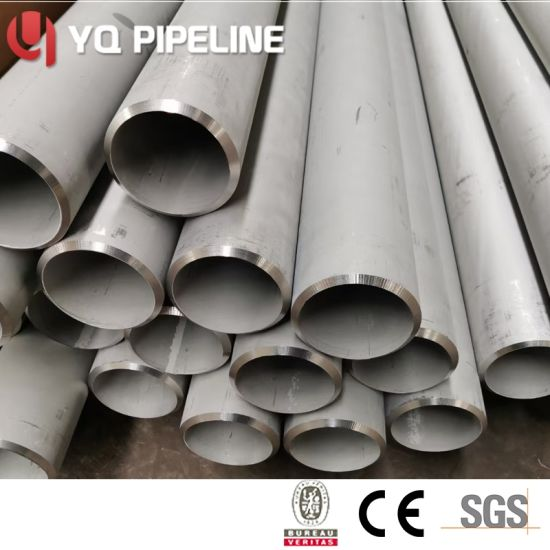 201 202 304 316 Ss Seamless Stainless Steel Square/Round Pipe Price Per Kg