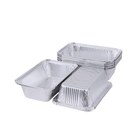 Cheap Wholesale Custom Aluminum Alloy Die Cast Microwave Cake Baking Pan