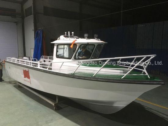 9.8m/32feet Fishing Boat/ Power Boat/Speed Boat/Motor Boat/Yacht/Cabin Aluminium Alloy Boat