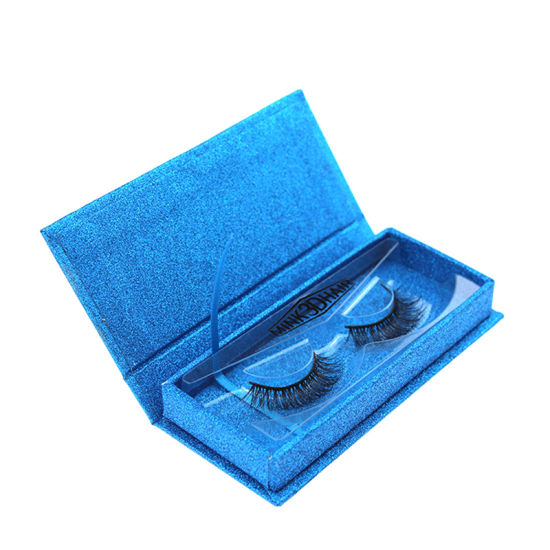 Wholesale Custom Strip 3D 5D Mink Lashes Private Label 25mm Natural Mink Lashes
