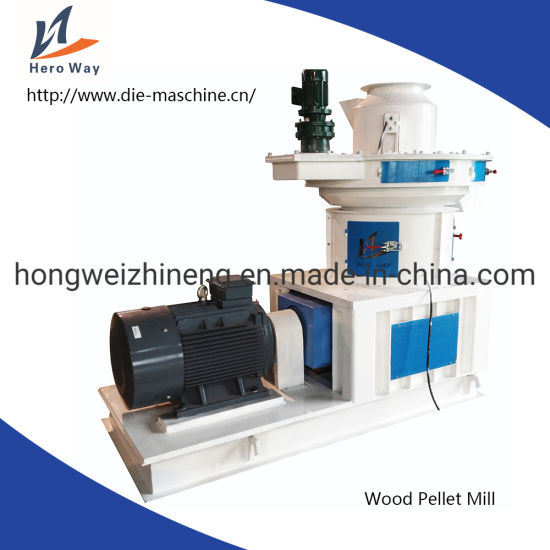 1.2-1.5 Ton / Hour Wood Pellet Mill for Sale
