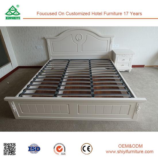 MDF Modern Storage Bed For Home Bedroom