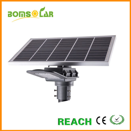 Hot Sale All in One Solar Street Lights 40W with CREE LED Chip and LiFePO4 Battery