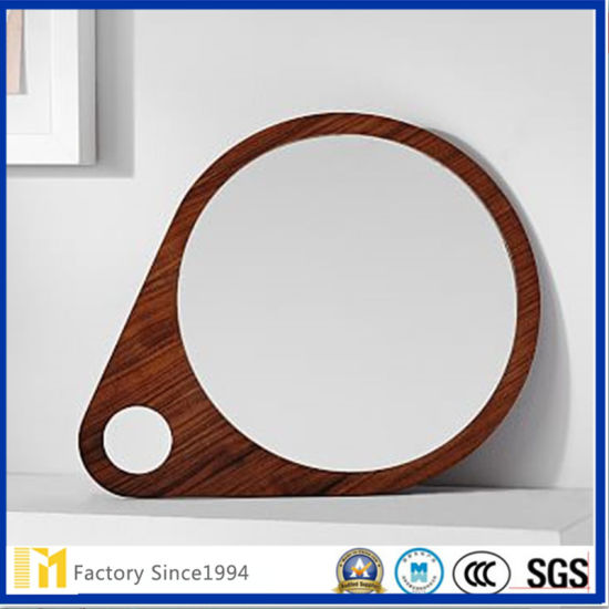 China Factory Custom Shaped Mirrors for Home Decoration pictures & photos