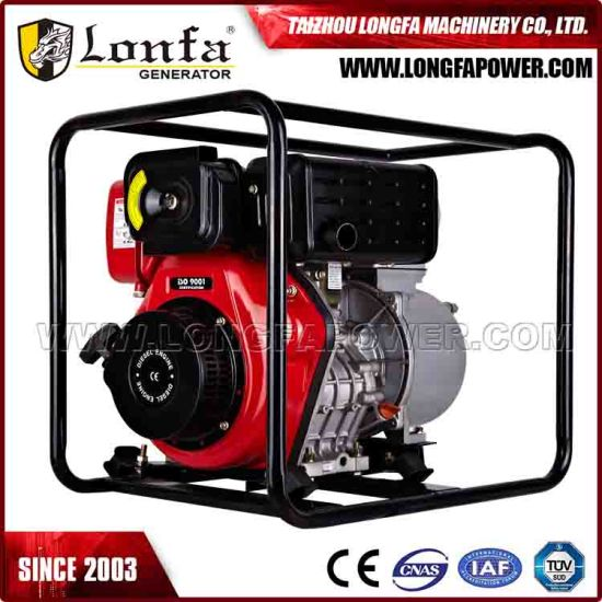 Power Lift Diesel Engine Irrigation Water Pump (2inch, 3inch, 4inch) pictures & photos