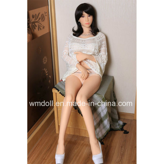 Japanese Real Silicone Doll Love Dolls Sex Machine Toy Product pictures & photos