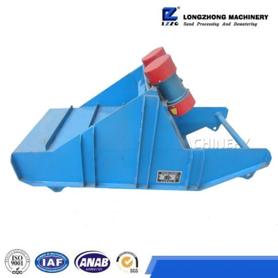 Electric Vibrating Feeder for Mining Plant pictures & photos