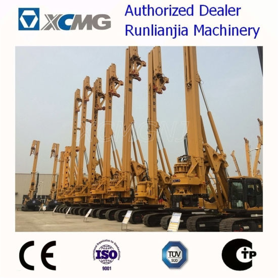 XCMG Xr280d Rotary Pile Driver pictures & photos