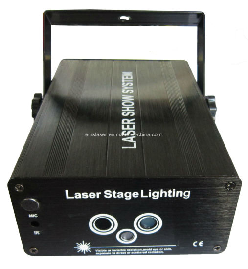Mini Laser Stage Lighting Full Color Laser Light Disco Laser Light 48 Patterns Large Angle pictures & photos