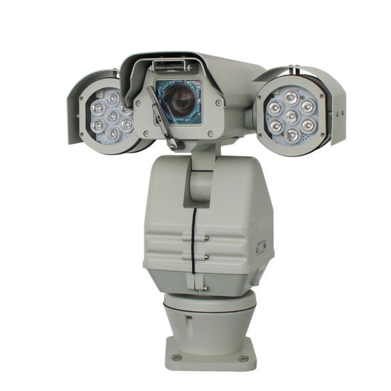 20X 2.0MP CMOS 100m Night Vision IR HD IP PTZ CCTV Camera (SHJ-HD-TC) pictures & photos
