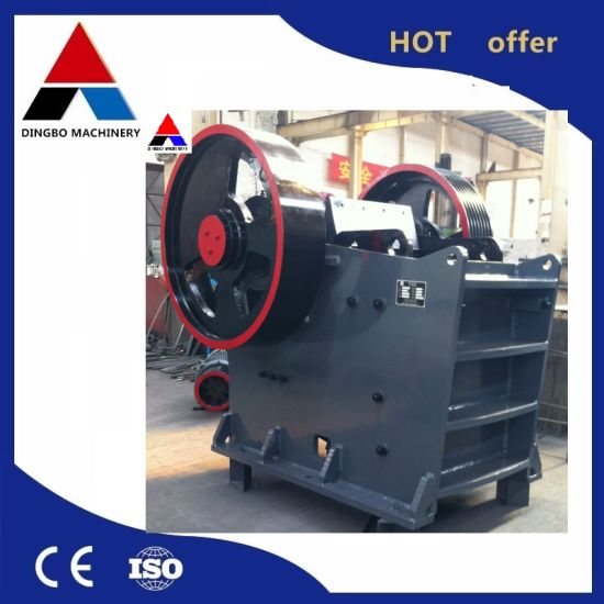 PE Jaw Crusher Type Rock Breaker/Stone Crusher pictures & photos