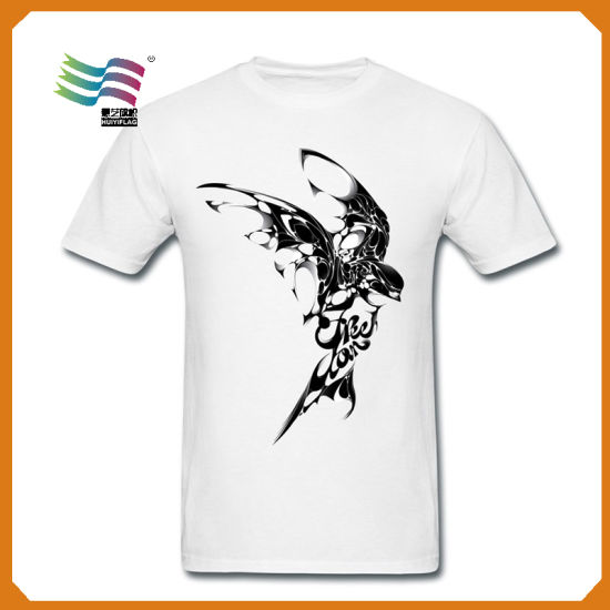 a3f6497bdaf3 Promotion Tshirt Factory Cheap Custom Shirts T Shirt Design Patterns  pictures & photos