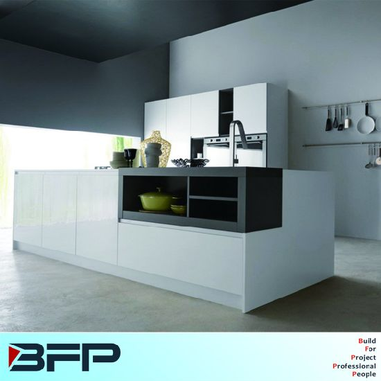 Luxury Wooden Home Furniture Laminated Kitchen Cabinets