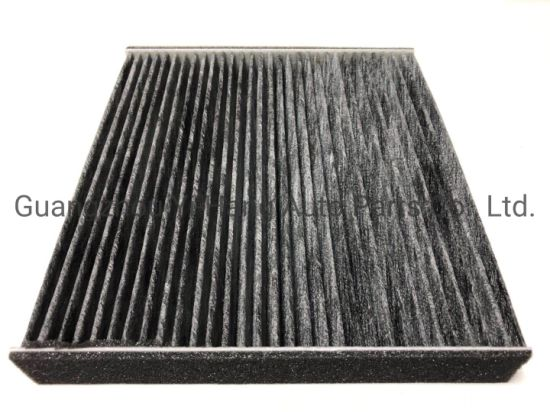 Car Carbon Cabin 0.1 Micron Air Filter 87139-50030 for Toyota for Lexus GS300 GS430