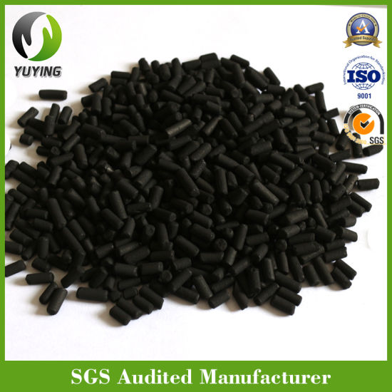 3.0/4.0m Coal Pellet/Cylindrical/Columnar Activated Carbon for Industrial Wast Gas Puification