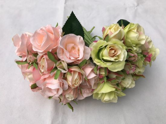 China Artificial Flowers Silk Flowers Floral Home Wedding Party
