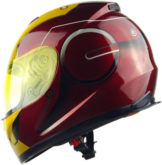 Hot Sale Full Face Helmet for Motorcycle with Ce/DOT Approved. pictures & photos