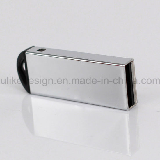 Print Your Own Logo on The Metal USB Flash Driver (UL-M051) pictures & photos