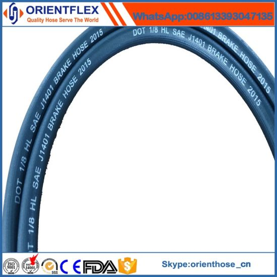 Flexible Rubber Air Brake Hose (J1402) pictures & photos