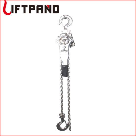 0.25 Ton X 1.5 Metre Lever Hoist - 250kg Chain Manual Hand Ratchet Winch