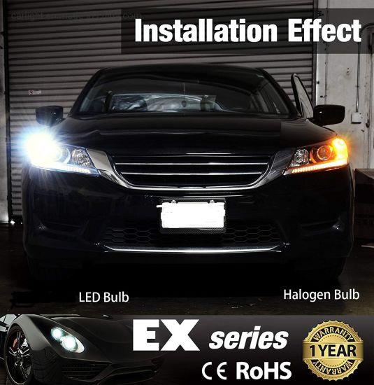 2 Projector Reverse LED 6000k Backup Car Bulb LED Bulb Car Accessory Car Light