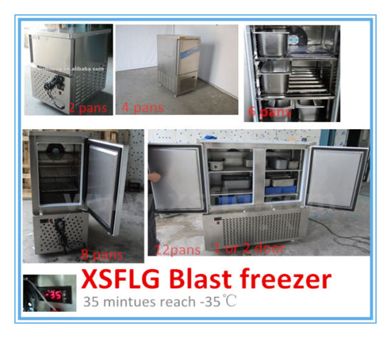 Stainless Steel Blast Freezer for Sale Nz pictures & photos
