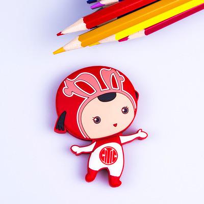 Silicone USB Flash Drive 16GB USB Pen Driver Cartoon USB Flash Driver