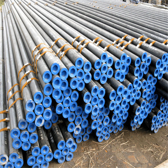 ASTM A106 Gr. B Sch40 Colled Rolled Carbon Seamless Steel Pipe Price