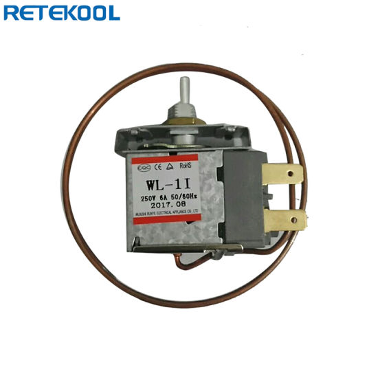 Customized Tam Capillary Thermostat for Refrigerator Air Conditioner