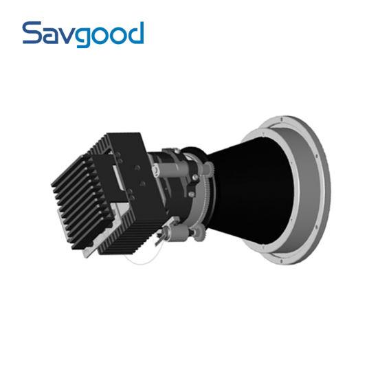 Sg-Tcm06n-75 Savgood 640X480 Detector 75mm Lens Onvif Network IP Thermal Imaging Camera IP Module