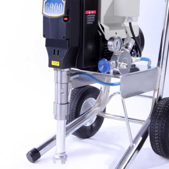 China Industrial Vfd Motot Paint Sprayer For Sale Pt6900