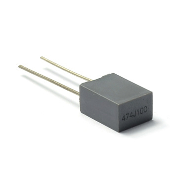10 Pieces Capacitor Polyester 2,2nf 2,2nf 100v P 5mm