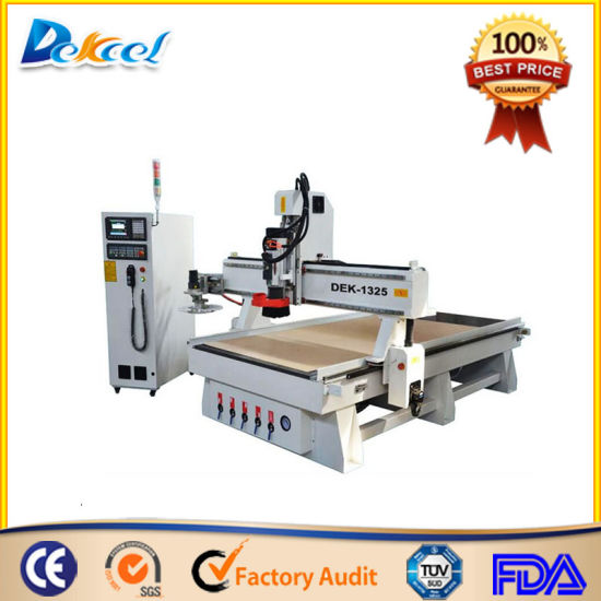 China Round Atc Cnc Wood Router For Wood Furniture Engraving Machine