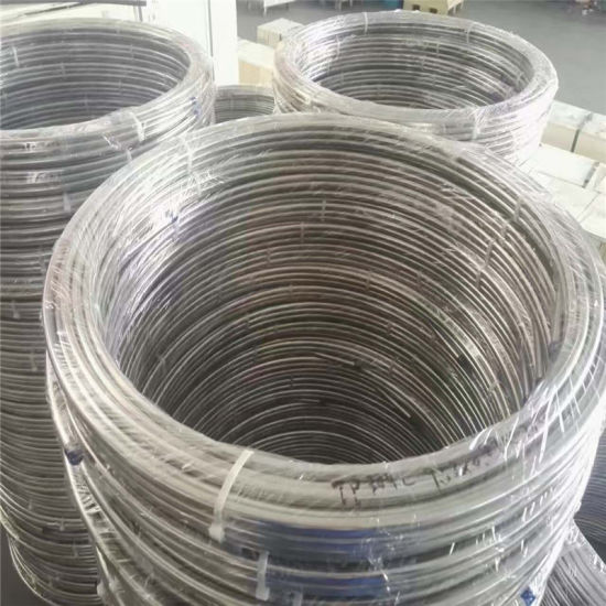 """Alloy 316L 1/4""""*0.035"""" Stainless Steel Coil Tubes with Good Price"""