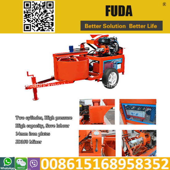 M7mi Mmobile Clay Brick Making Machine pictures & photos
