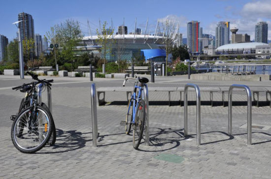 Commercial Metal Bike Storage Racks for Buildings pictures & photos
