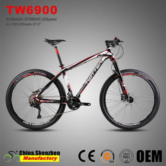 Xt Groupset M8000 22speed Superlight Aluminum 27.5er Mountain Bicycle