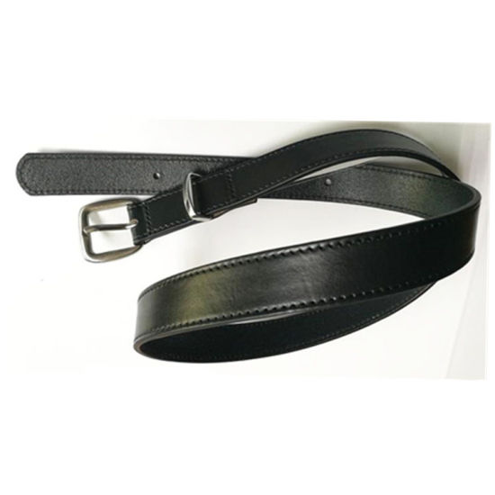 Hot Selling China Factory Black Color PU Leather Belt for Women pictures & photos