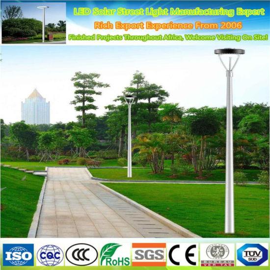 20W/30W/40W/60W Outdoor LED Solar Street Light Solar Light Street Light Cast Aluminum Pole