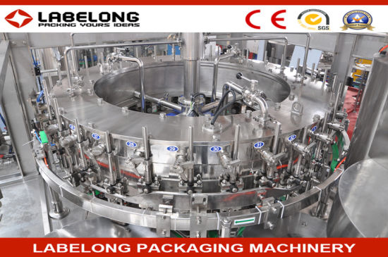 Automatic Fruit Juice Packaging Machinery pictures & photos